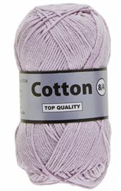 Cotton 8/4 063 zacht lila