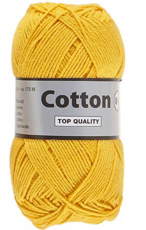 Cotton 8/4 372 geeloranje