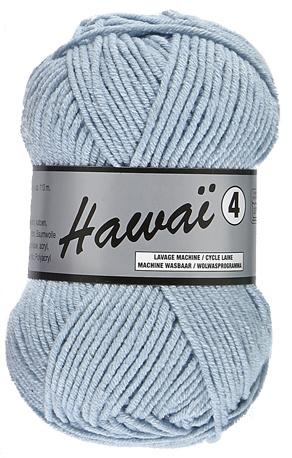 Hawaï 4 011 babyblauw