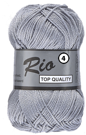 Rio Nr 4 038 grijs