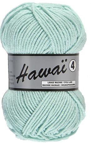 Hawaï 4  047 licht aqua