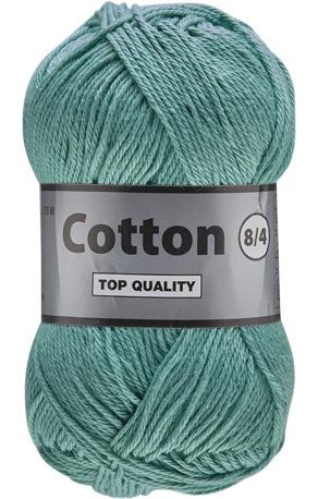 Cotton 8/4 853 donkermint