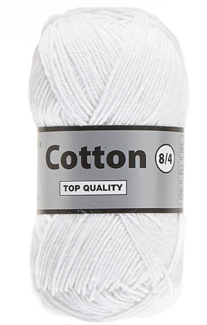 Cotton 8/4 005 wit