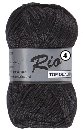 Rio Nr 4 001 zwart