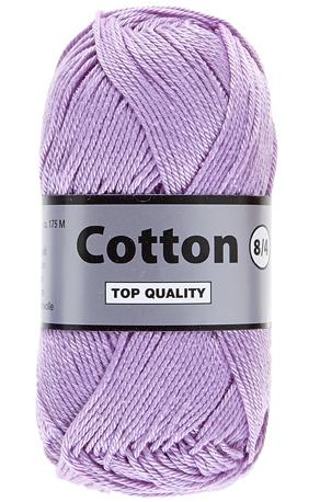 Cotton 8/4 740 lila
