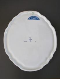 339; Wandapplique 42 cm, De Porceleyne Fles