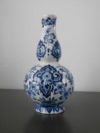 Kalebasfles, ca 1900 Tichelaar Makkum