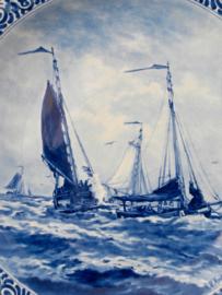 De Porceleyne Fles 1944, zeegezicht naar Mesdag.