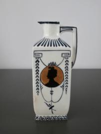 263; Zeldzame jugendstil karaf(fen), De Porceleyne Fles 1903