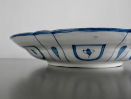 Wandschotel ca 1940-1960, Tichelaar Makkum