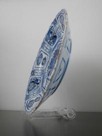 269; Antieke schotel ca 1900, Tichelaar Makkum