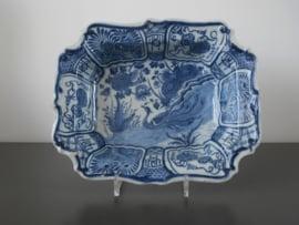 Delfts aardewerk, 17e en 18e eeuw