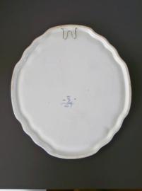317; Wandapplique 42 cm, De Porceleyne Fles ,1984