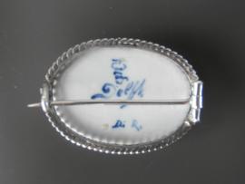 Antieke broche uit 1896, De Porceleyne Fles