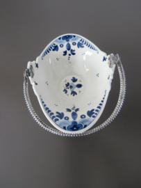 Presenteerschaaltje met zilveren beugel, Zenith