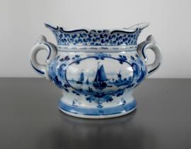 Antiek delftsblauw; ca 1800-1920