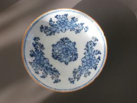 Diep bord, De Porceleyne Bijl 1657-1813