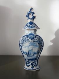 De Porceleyne Fles, 1804-1828, zeldzaam.
