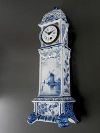 Staande klok van De Porceleyne Fles, 1909