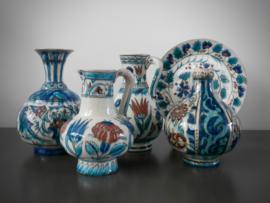 Collectie Nieuw Delfts, Iznik, De Porceleyne Fles