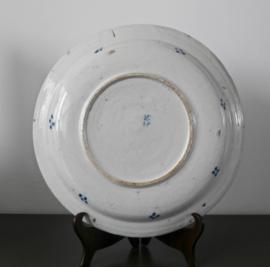 Gemerkte schotel, 'De Metaale Pot' 1691-1724