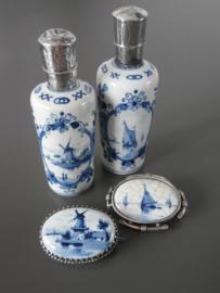 Antieke sieraden van De Porceleyne Fles