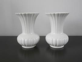 Delfts witte geribde vazen, De Porceleyne Fles
