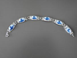 Mooie armband uit Atelier Verwoerd, 18 cm