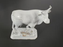 Koe, Delfts wit, ca 1770