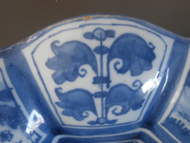 Delftse plooischotel, 1650-1700
