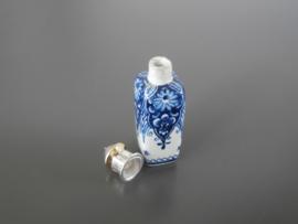 Klein parfumflesje De Porceleyne Fles, 1897