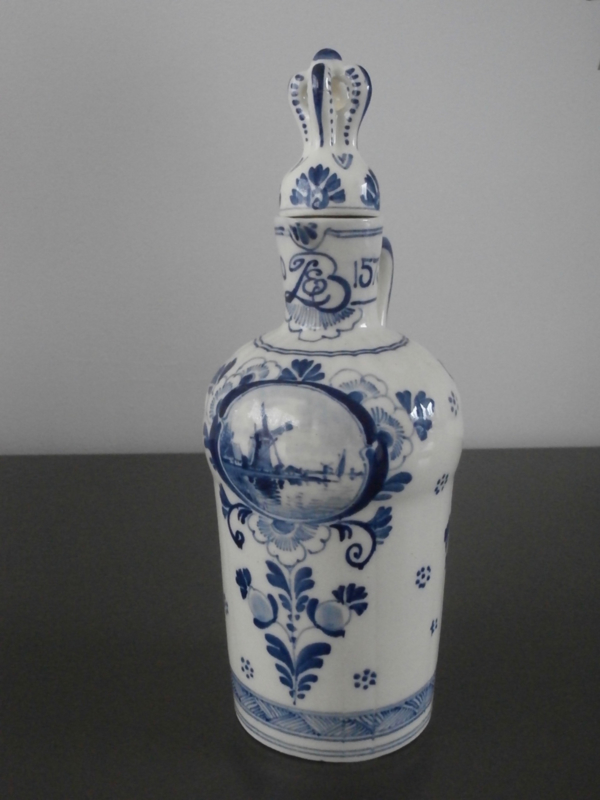 Jeneverkruik 1900 De Porceleyne Fles
