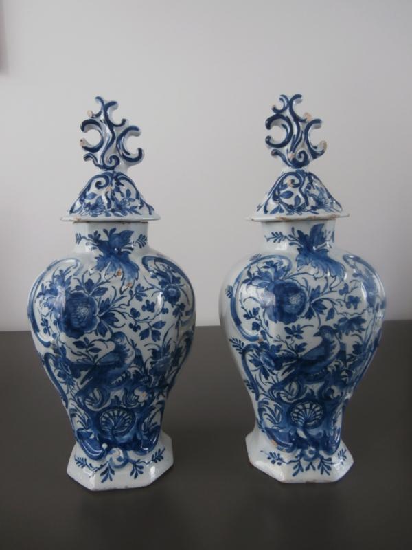 56a; Dekselvazen, 'De Porceleyne Bijl' 1657-1813