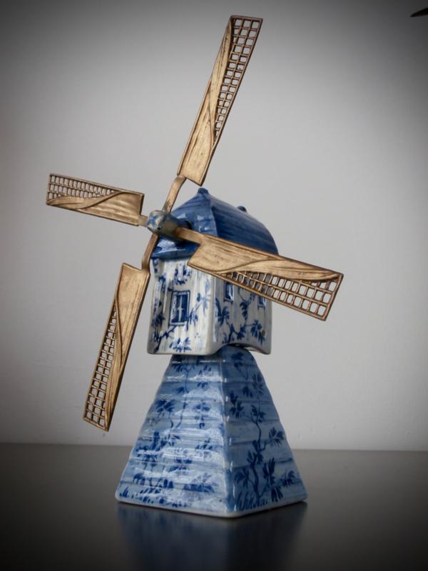 1900, windmolen De Porceleyne Fles