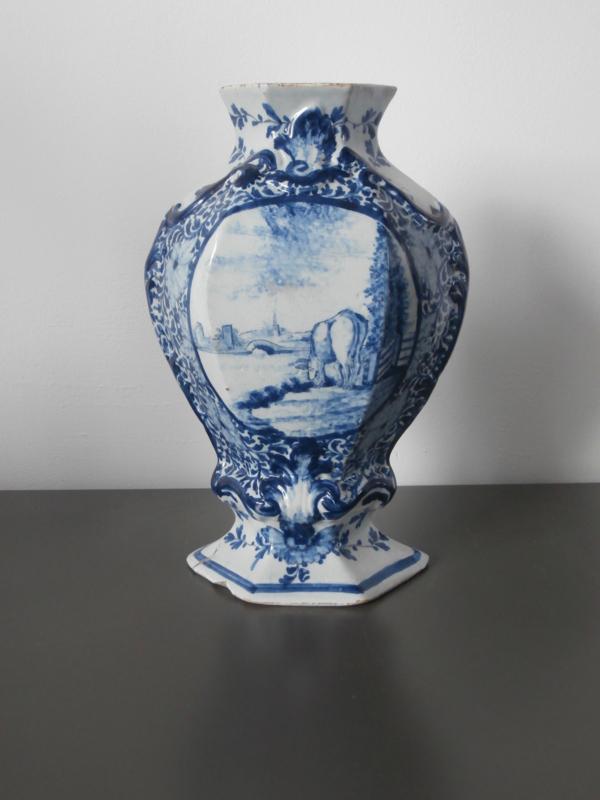 'De Grieksche  A', 1786-1803