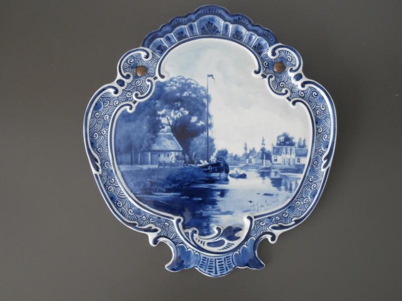 315; Applique No.2, De Porceleyne Fles 1906