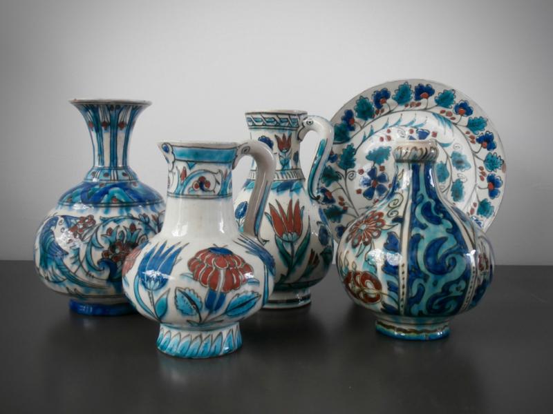 Collectie 'Nieuw Delfts'  na 1910, De Porceleyne Fles