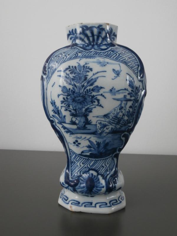 Balustervormige vaas  De Lampetkan,  1609-1811