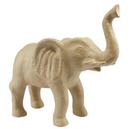 décopatch figuur - olifant ma006o
