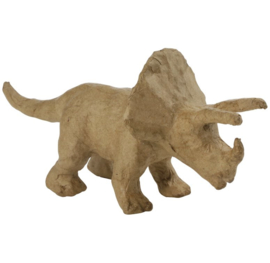 décopatch figuur - dino (triceratops) ap155o