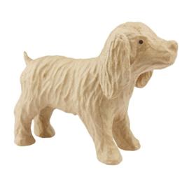 décopatch figuur - hond (cocker) sa149o