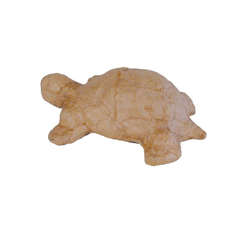 décopatch figuur - schildpad ap619o