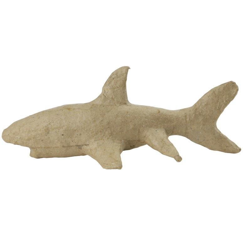 décopatch figuur - haai ap158o