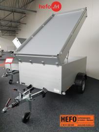 Anssems GTB- VT1 - 1200 kg. geremd 2.51 x 1.26 x 0.83 mtr.