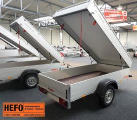 Anssems GT- HT - 750 kg. 2.01 x 1.01 x 0.48 mtr.