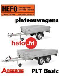 Kies Uw PLT basic plateauwagen hieronder :