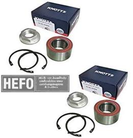 KNOTT - ALKO & BPW compactlager sets