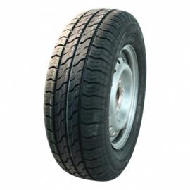 reservewiel 185/70 R13/100x4 - KLTB 1350 kg. enkelasser