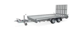 Terrax  tandemasser 3500 kg. 2.94 x 1.50 mtr./ klep 1,5 mtr.