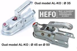 geremde AL-KO -  AK 161-A universeel Ø 35/45/50